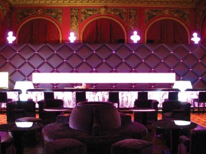 O2 Sofa Bar – Casino Lucien Barrière Deauville