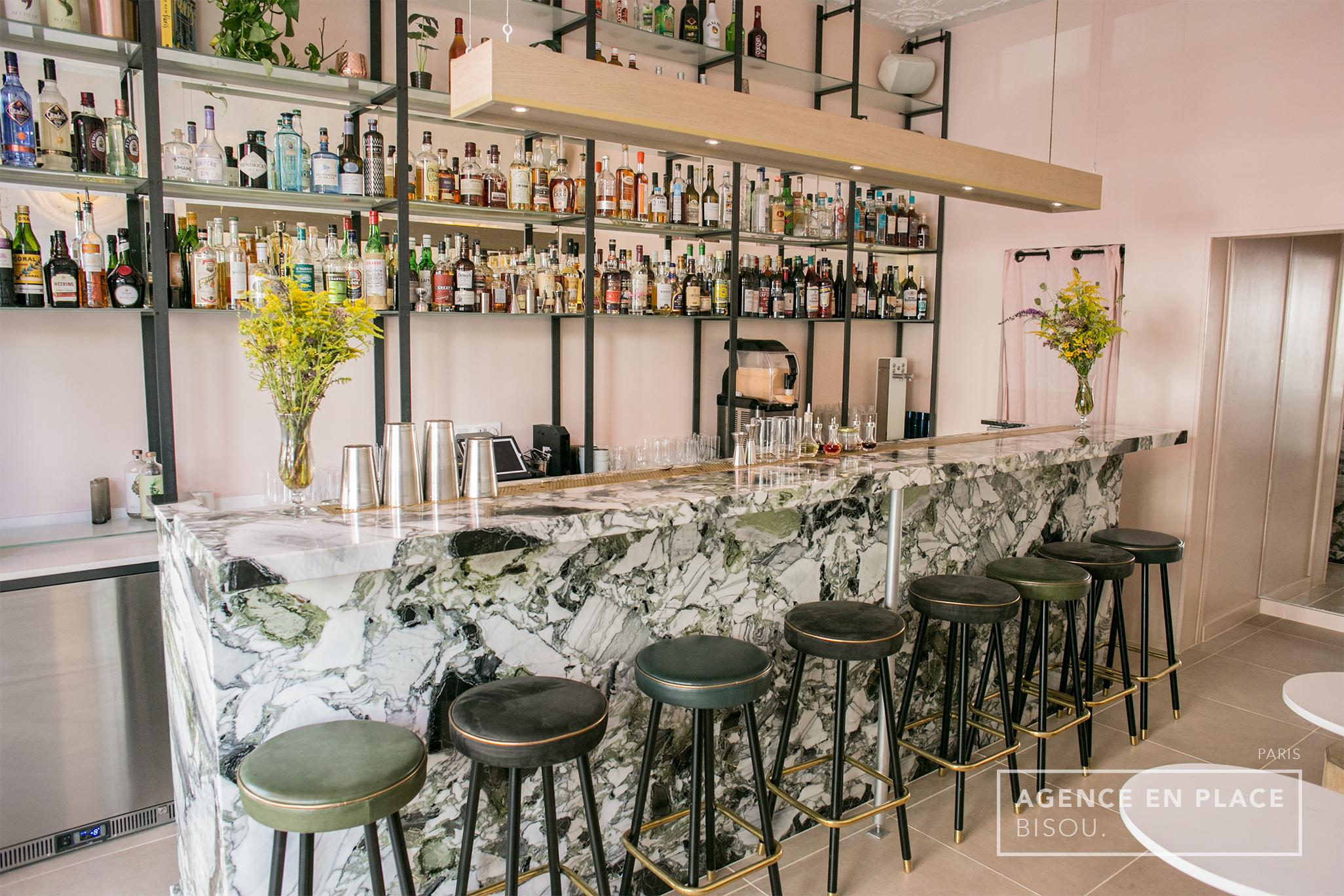 Bisou. cocktails bar - Agence En Place